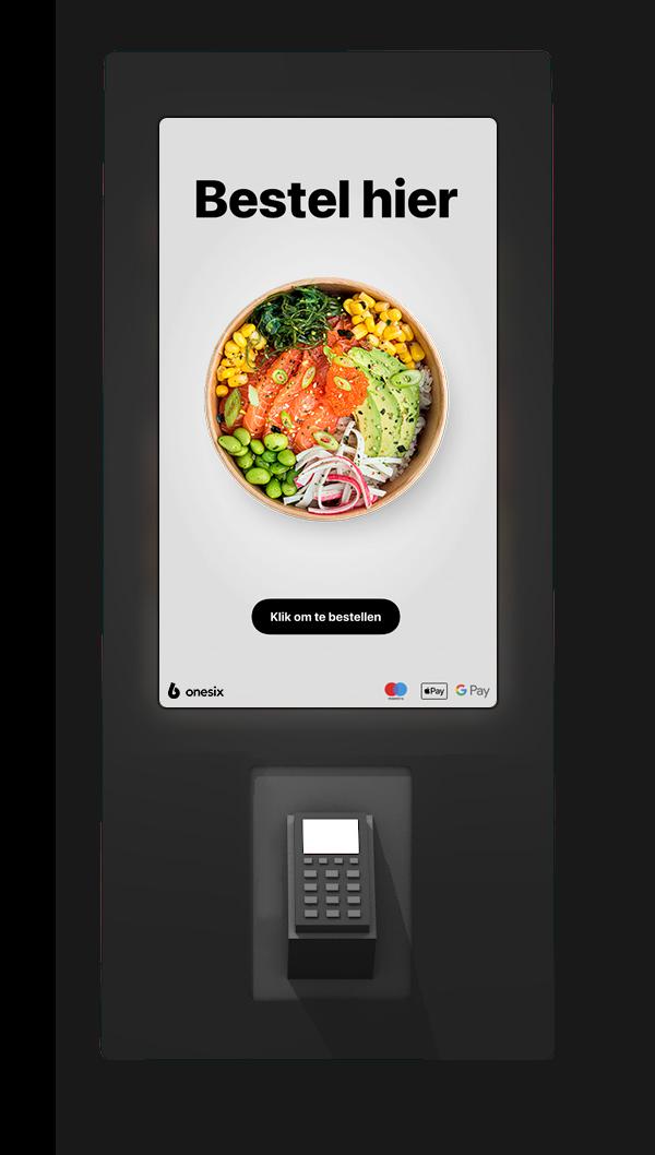onesix kiosk premium